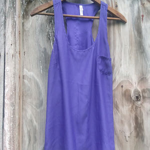Xhilaration Tops - Purple Tank Top